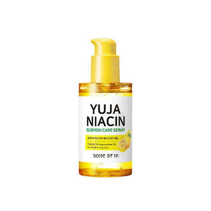 SOME BY MI Yuja Niacin Blemish Care Serum 50ml Nicotinamide Whitening Essence Powerful Freckle Cream Remove Melasma Acne Spots