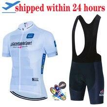 cycling Clothing ropa ciclismo hombre summer Cycling Jersey men INEOS biker shorts bicycle clothing Bike maillot Short sleeve