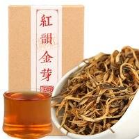 2019 china cha dianhong ouro bud vermelho rima jin ya chá preto vermelho chás 70 g/caixa|  -
