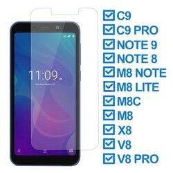 На Алиэкспресс купить стекло для смартфона 9h protective glass for meizu c9 c9 pro m8 lite note 8 m8c phone screen protector for meizu note 9 v8 pro x8 tempered glass film