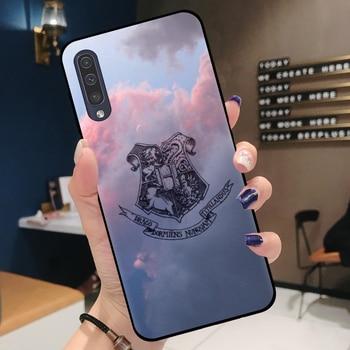 Harry Potter Phone Case for Samsung A Series Hogwarts Crest  7