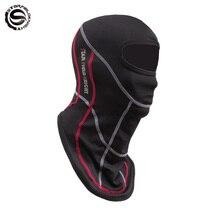 Star Field Knight – masque facial intégré pour Motocross, chapeau de vélo à séchage rapide, casquette de Sport, couverture complète, couvre chef de moto