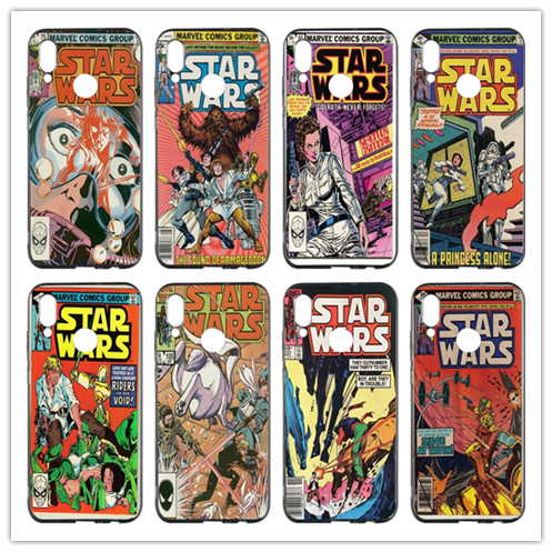 star wars <font><b>marvel</b></font> comics Phone Case <font><b>Cover</b></font> For <font><b>Huawei</b></font> P7 P8 <font><b>lite</b></font> P9 <font><b>lite</b></font> mini <font><b>P10</b></font> Plus P20 <font><b>Lite</b></font> P30 Pro Soft TPU <font><b>Cover</b></font> image