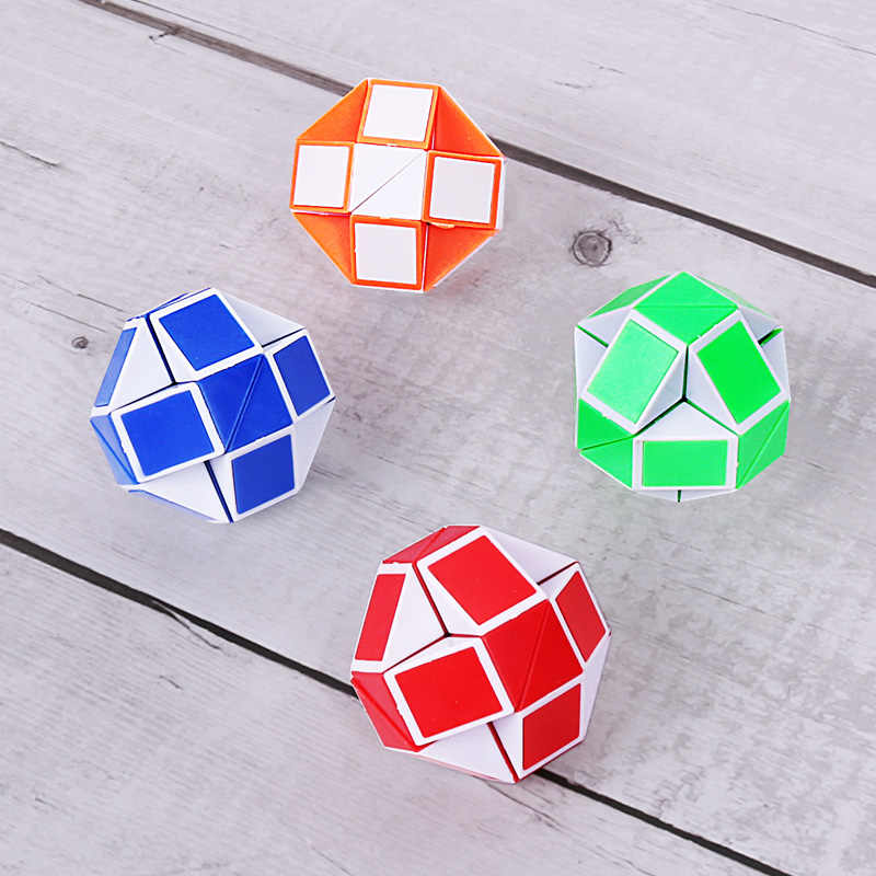 1pcs Magic Cube Party Favors Birthday Gift For Kids/Guests Small Present Party Supplies Set Novelty Toys