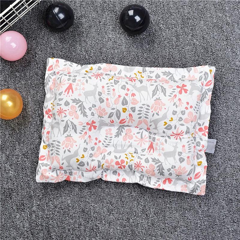 Переносная детская кроватка для путешествий, детская корзина для сна, хлопковое гнездо для новорожденных, многофункциональная Съемная кровать для кормления, BTN032 - Цвет: YCZ006B-pillow