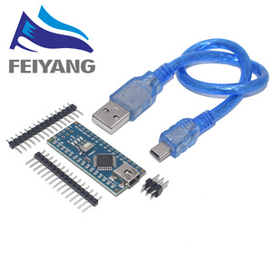 Image 2 - 10 قطعة USB صغير/المصغّر USB Nano 3.0 ATMEGA328P/ATMEGA168P ل ardunio تحكم متوافق نانو CH340 برنامج تشغيل USB لا كابل