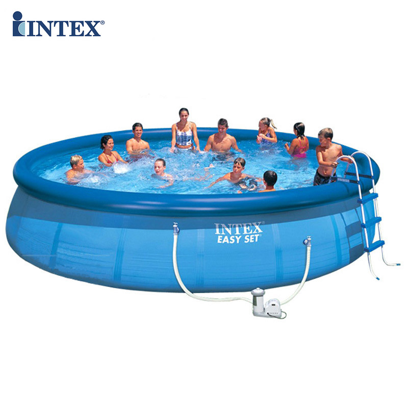 Swimming Pool Baby Net-clip Kids Pool Family Pool Round Top Ring Inflatable Super-thick Pool Intex Swimming Pool And Accessories