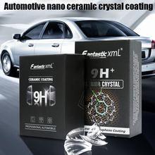 30ml 50ml nano revestimento cerâmico pro proteção de pintura hidrofóbica resistência de alta temperatura do carro m8617