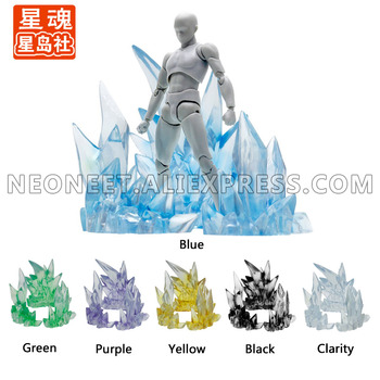 Tamashii Ice Rock Crystal EFFECT Model Kamen Rider SHF Action Figure Fire Scenes Toys Special Effect Action Toys Accessories vnl g40 string lights with 25 g40 clear globe bulbs listed for indoor outdoor vintage backyard wedding decoration string lights