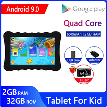 цена на ZONKO 10 inch Tablet PC Android 9.0 Quad Core 3G Phone Call Tablets 2GB RAM 32GB ROM Wifi GPS Tablet With Free Gifts Dual Sim