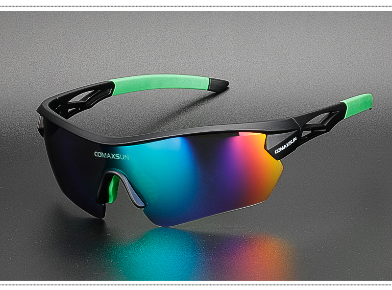 H946ba6ff78464a9a8679d33b29226b32h COMAXSUN Professional Polarized Cycling Glasses Bike Goggles Outdoor Sports Bicycle Sunglasses UV 400 With 5 Lens TR90 2 Style