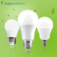 =(K)= LED Bulb LED Lamps E27 E14 Real 3W 6W 9W 12W 15W 18W 20W lampara Aluminum AC 220V 240V Table lamp Lamps light Bombillas cheap Kaguyahime CN(Origin) Cool White(5500-7000K) 2835 living room AC 220V~240V 1000 - 1999 Lumens 50000 Other LED Bulbs 3-8㎡