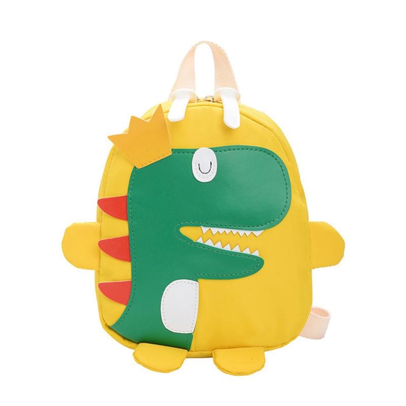 New Children Kids Boys Girls Dinosaur Backpack School Bag Rucksack Kindergarten