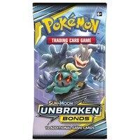 360Pcs Pokemon TCG: Sun & Moon Unbroken Bonds Booster Box Trading Card Game 4