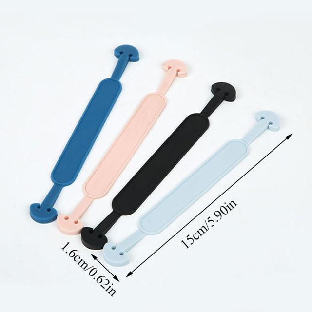 Adjustable Anti-slip Mask Ear Grips High Quality Extension Face Masks Hook Extension Hook Face Masks Buckle Holder Accessories 1