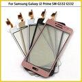 10 шт. сенсорный экран для Samsung Galaxy j2 Prime SM-G532F G532 G532G G532M сенсорный экран Сенсорная панель дигитайзер Сенсорное Переднее стекло Replac