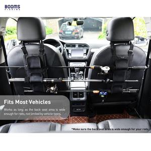 Image 2 - Wysięgniki wędkarskie VBC uchwyt na wędkę przewoźnik na tylne siedzenie pojazdu posiada 3 bieguny organizator samochodu