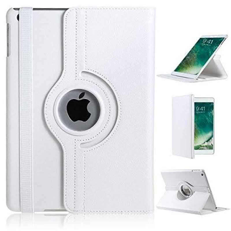 Cover Case For iPad Air 2 case 360 Degree Rotating Smart Case For ipad 9.7 case A1567 A1566 for ipad 6th generation 2018 case