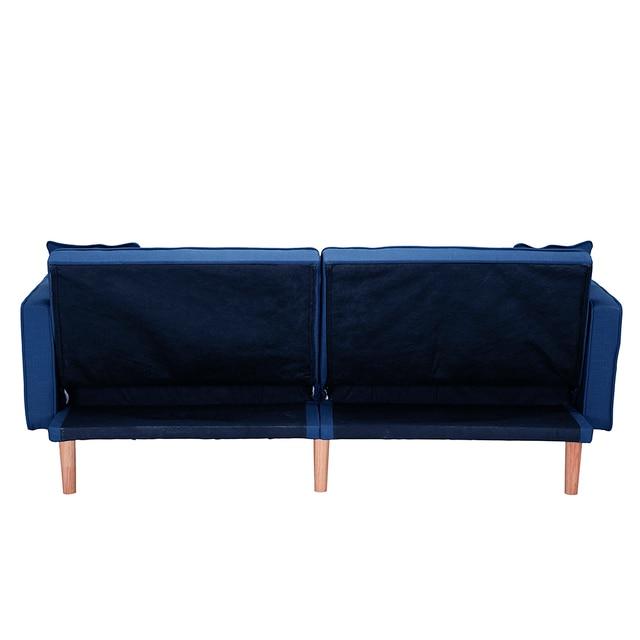 Dark Blue Sofas Bed Sleeper  6