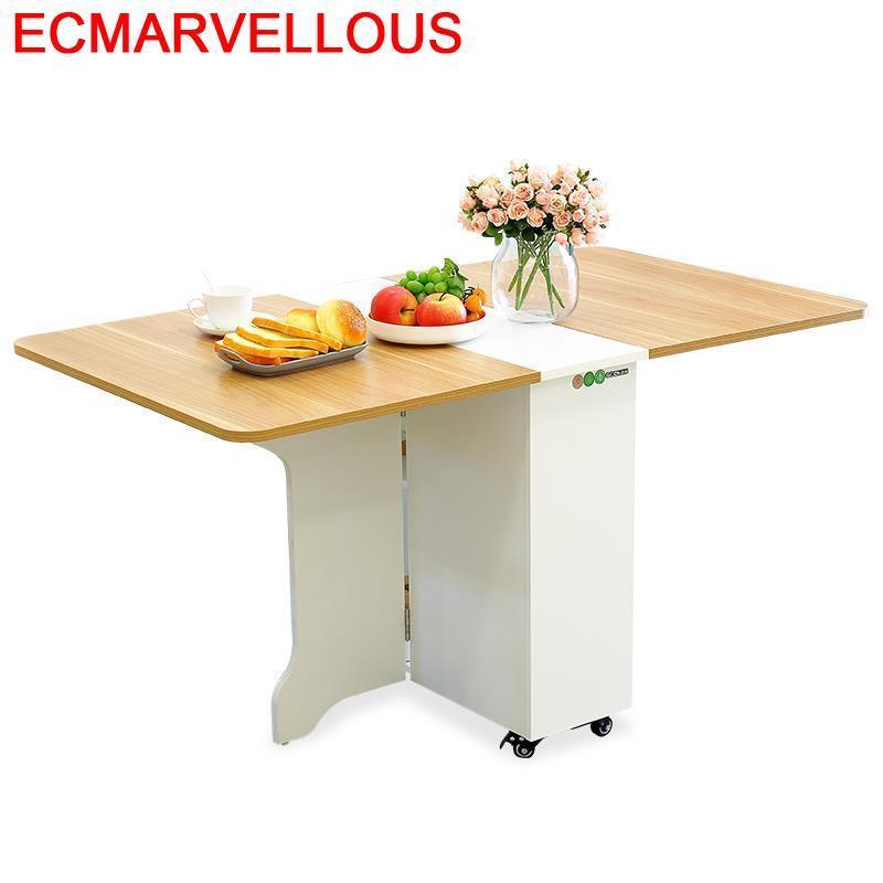 Mueble Kitchen Sala Meja Makan Escrivaninha Juego Comedor Esstisch Shabby Chic Folding Bureau Mesa De Jantar Desk Dining Table