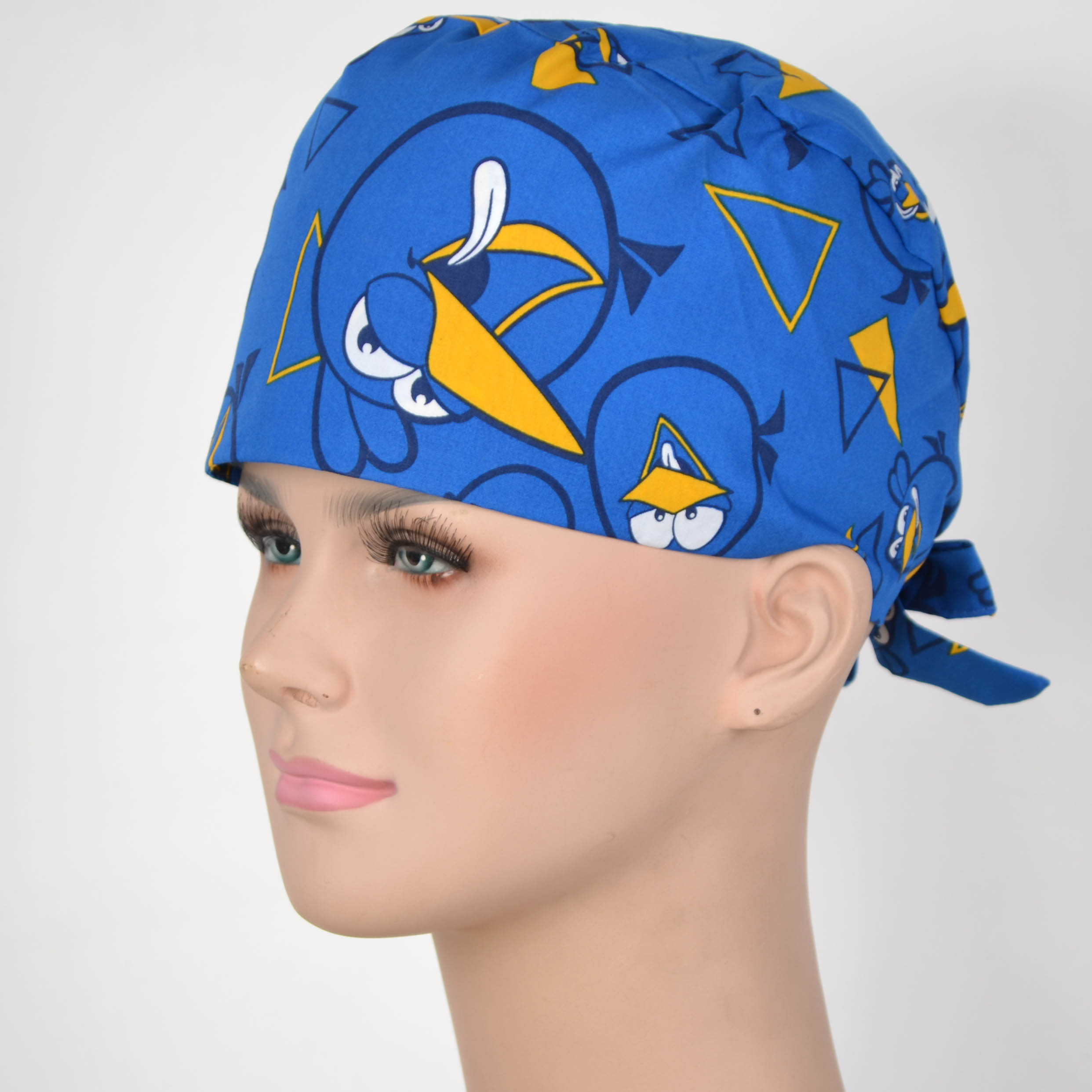 Surgical Caps In Blue