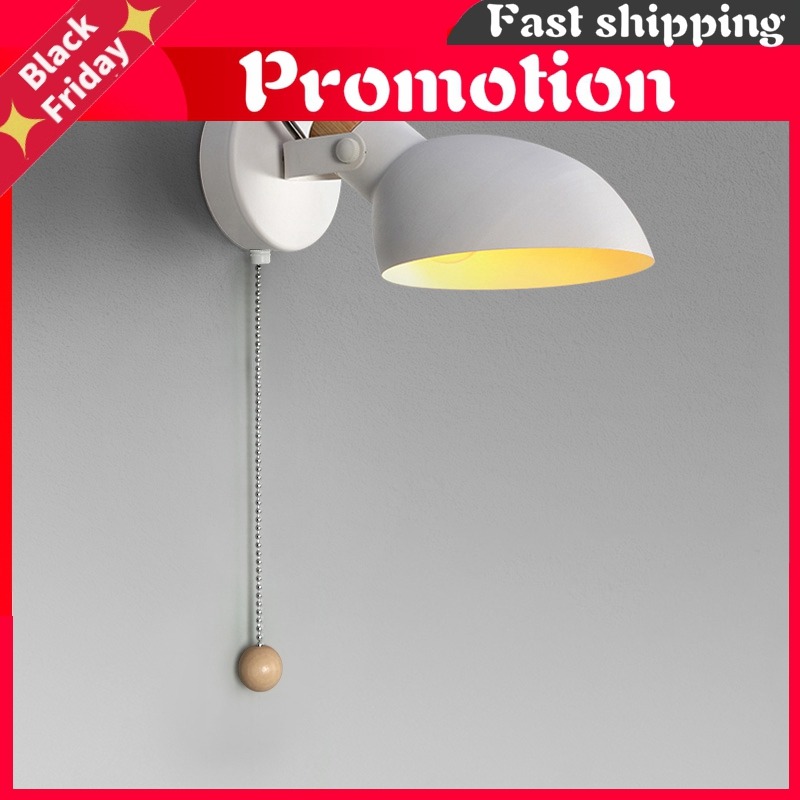Aisilan Simple creative wall light led bedside bedroom  Foyer Study Nordic design living room corridor hotel wall lamps Hotel