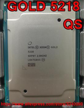 Intel Xeon de oro 5218 QS versión Gold5218 procesador de 22M Cache 2,30 GHz 16 núcleos 125W LGA3647 CPU envío gratis