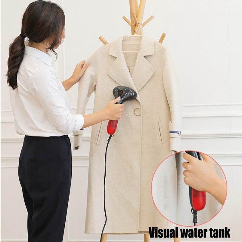 Американский штекер 1500 Вт ручной отпариватель для одежды отпариватель портативный тканевый паровой утюг для глажки одежды для путешествий и дома Hous
