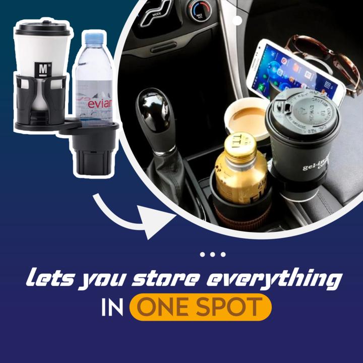 Vehicle-Mounted Drink Holder