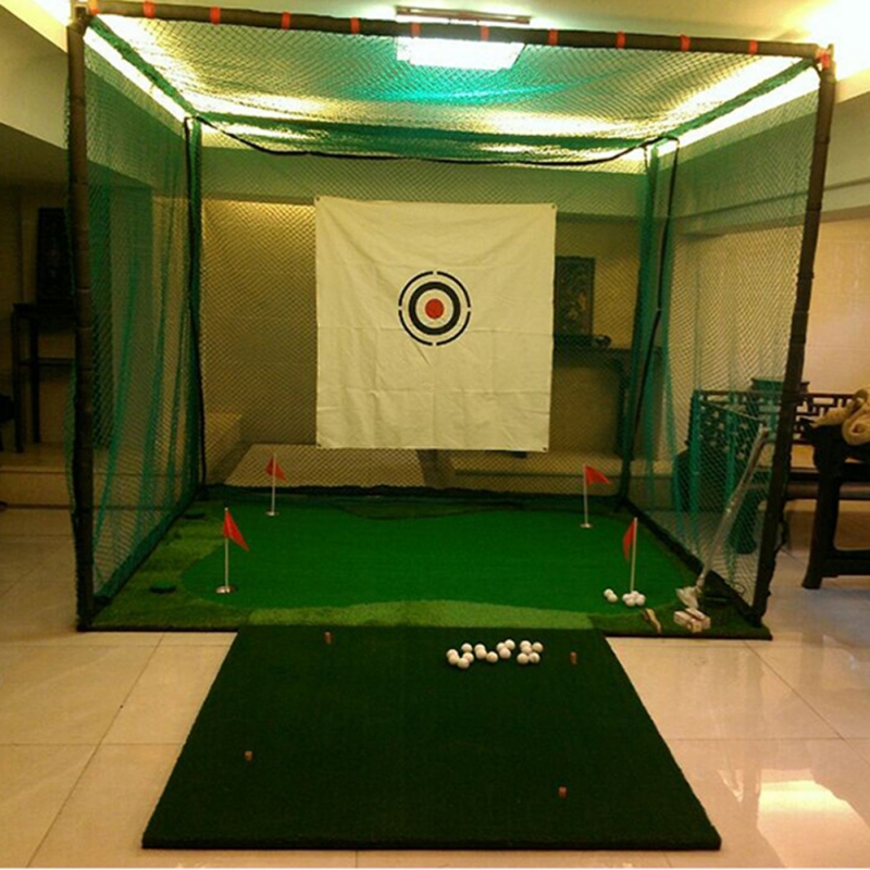 Golf Practice Hit Cloth Target Cloth Anti-Play Good Sound Long Life Golf Practice Net Target Cloth Using With Strike Net