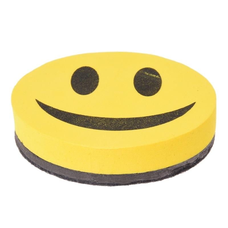 Magnetic White Board Blackboard Dry Wipe Dry Wipe Marker Cleaner Eraser School