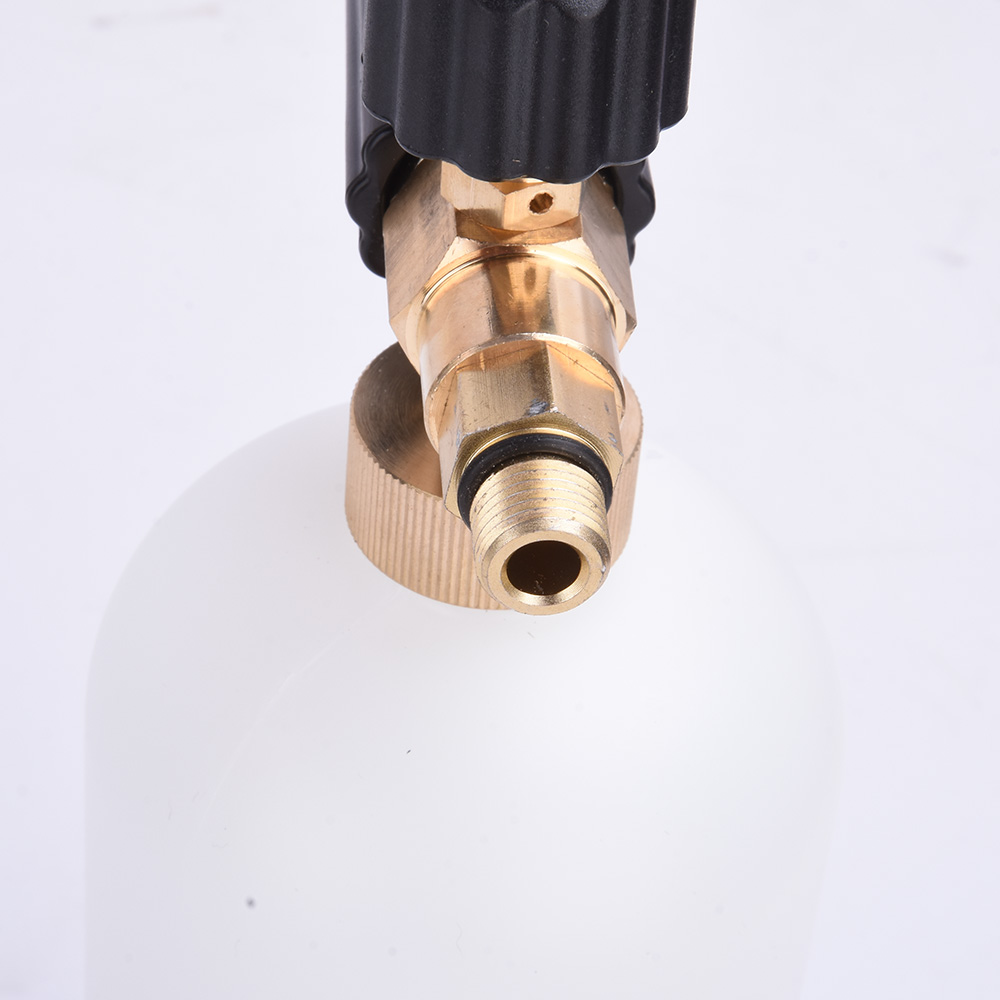 Image 5 - Car Washer Metal Water Sprayer Jet Lance with Quick 5 Nozzles Tips for Karcher K2 K3 K4 K5 K6 K7 High Pressure Washers 1L Bottle-in Water Gun & Snow Foam Lance from Automobiles & Motorcycles