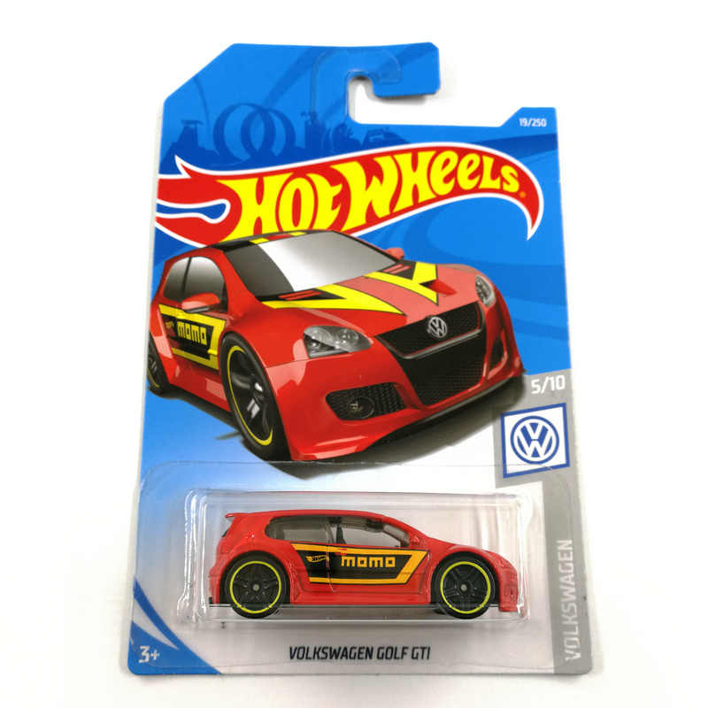 Hot Wheels 1: 64 Sport Auto 2019 Set Metalen Materiaal Body Ras Auto Collectie Legering Auto Gift Voor Kid NO.1-42