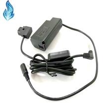 D Tap 9V Cavo + DCC16 DMW BLJ31 Dummy Batteria per Panasonic LUMIX DMC S1 S1M S1R S1RM S1H Lumix Dmc  s1 Serie di Fotocamere Digitali
