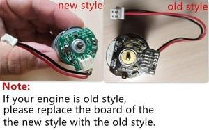 Image 4 - שואב אבק עיקרי רולר מברשת מנוע עבור ilife v7s v7 ilife v7s פרו V7s בתוספת רובוטית שואב אבק חלקי מנוע החלפה