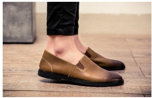 Canvas Shoes Men's High-top Canvas Shoes
