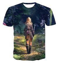 2020 3d Summer T -Shirt Men 'S Anime Print T -Shirt Men 'S Psychedelic Casual Hypnosis T -Shirt Street Wear Xl S -6xl