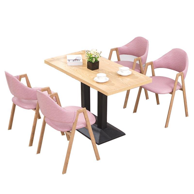 Leisure Dessert Shop, Milk Tea Shop, Theme Restaurant, Simple Coffee Shop, Western Restaurant, Tables And Chairs