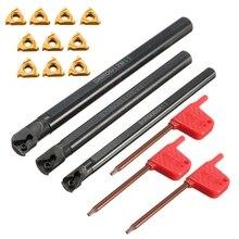 10x11ir Lathe SNR0008K11 Wrench Boring-Bar A60 3set 3pcs