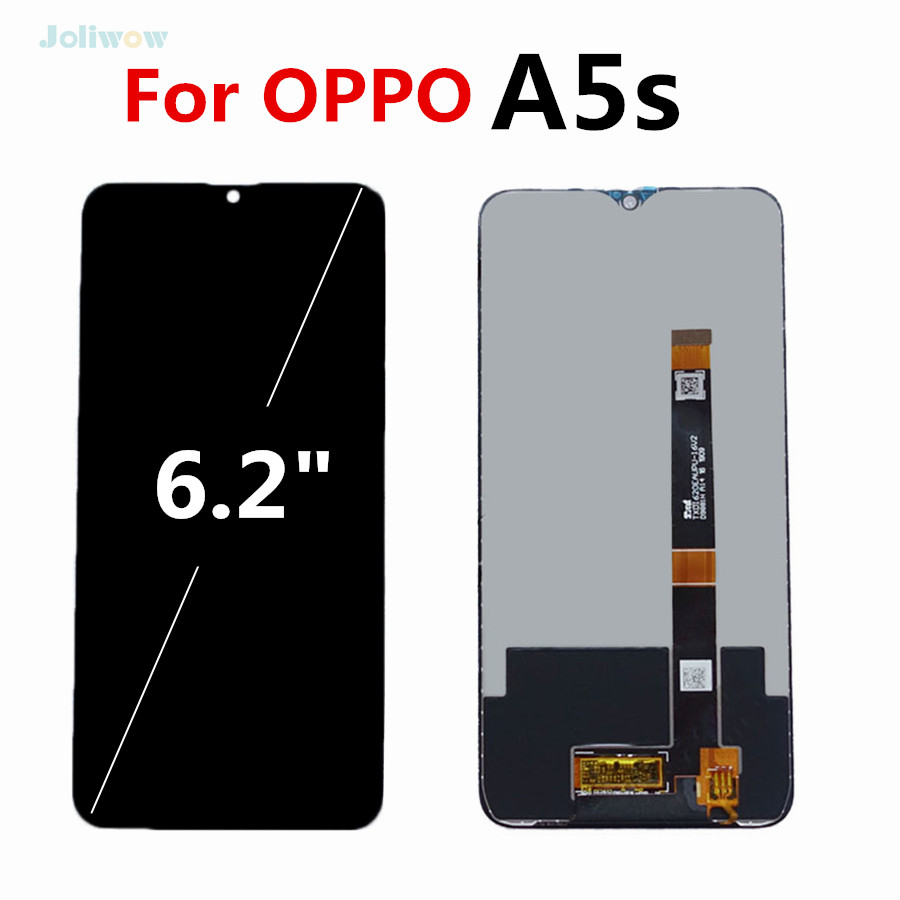 For <font><b>OPPO</b></font> <font><b>A5s</b></font> CPH1909 <font><b>LCD</b></font> Display with Touch Screen Digitizer Replacement screen for <font><b>oppo</b></font> A5 <font><b>A5s</b></font> <font><b>lcd</b></font> Display Assembly image