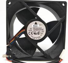 Para delta efb0912vhf sp05 dc 12v 0.57a 4-fio 92x92x32mm ventilador de refrigeração do servidor