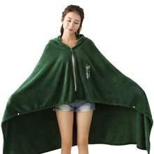 Ataque no titan cobertor manto shingeki nenhum kyojin survey corps capa capa flanela cosplay hoodie
