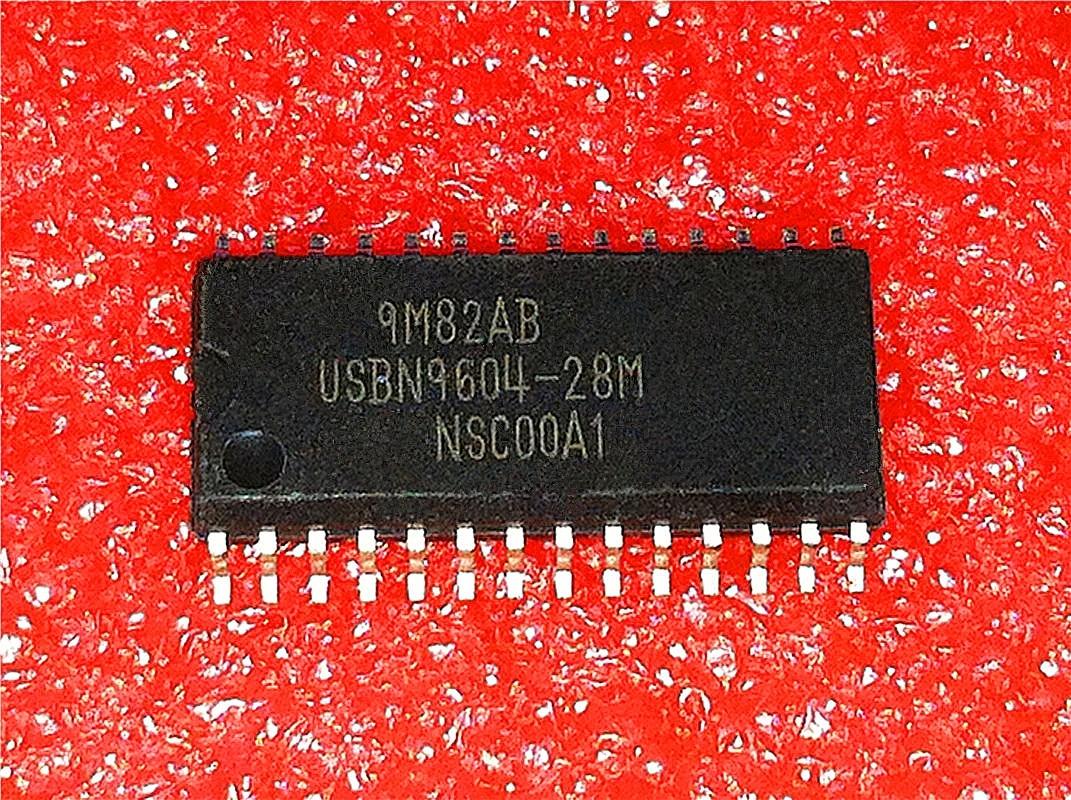 1pcs/lot USBN9604-28M USBN9604 SOP-28 In Stock