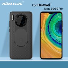 For Huawei Mate 30 Pro Case 6.53 NILLKIN CamShield Slide Camera Cover Protect Privacy Back Cover For Huawei Mate 30 case 6.62