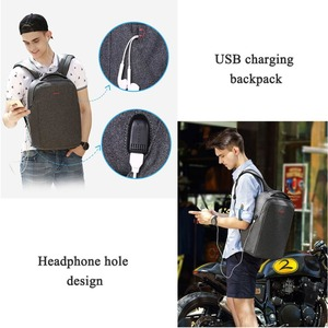 Image 5 - Tigernu Hard Shell Men Anti Theft shockproof 15.6inch Laptop USB Recharging Backpacks Travel Male Mochilas Schoolbag for Boys
