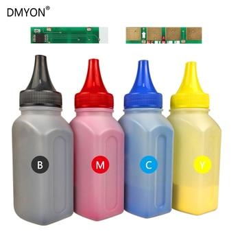 DMYON Refill Toner Powder CLT-409 Compatible for Samsung for CLP-310 CLP-315 CLX-3170 CLX-3175 Printers Toner Clip and Powders 2 set color ea powder clt 407 clt 407 clt k407s for samsung clp 320 clp 325 clp 326 clx 3180 clx 3185 refill toner powder