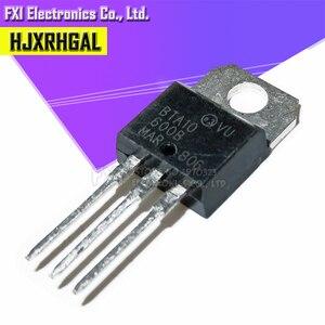 Image 1 - 10pcs BTA10 600B BTA10 600 TO 220 TO220 BTA10 10Aใหม่เดิม