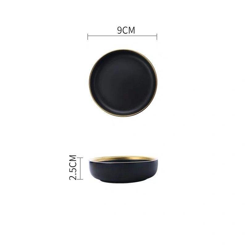 3.5 inch black