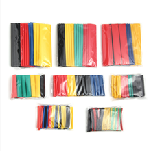 Sleeving-Tubing-Set Heat-Shrink-Tube Shrinking Wire-Cable 164pcs-Set Polyolefin Insulated