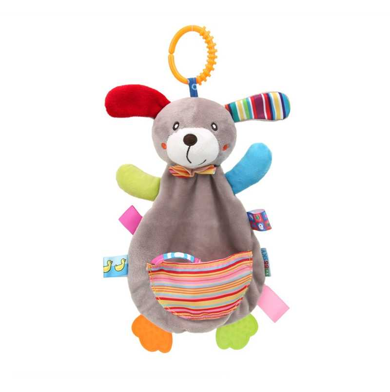 Baby Toys 0-12 Months Kids Toy Baby Rattles Soft Toy Mobile To Bed Plush Animal Doll Bed Stroller Educational Toys For Children